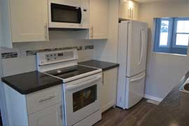Complete Rental Townhouse Renovation