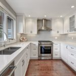 Wide angle Kitchen