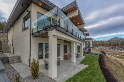 Custom Home – Highpointe Terraces Kelowna