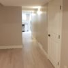 Hallway Renovation 2 Multi Generational Living Basement Suite Development Lake Country After