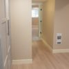 Hallway Renovation Multi Generational Living Basement Suite Development Lake Country After