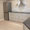 Kitchen Renovation Multi Generational Living Basement Suite Development Lake Country After