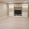 Livingroom Renovation 4 Multi Generational Living Basement Suite Development Lake Country After